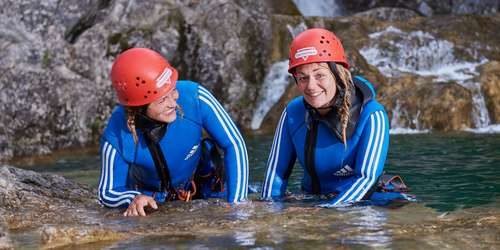 Canyoning Tour for Children