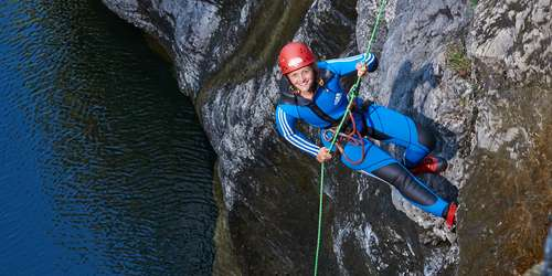 5-Stars-Canyoning Haiming